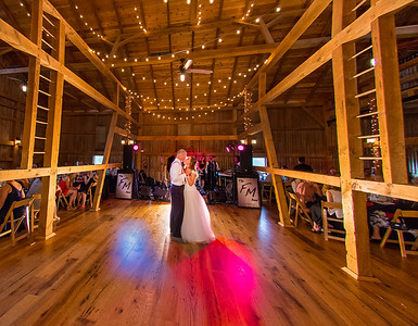First Dance at Ironstone Ranch