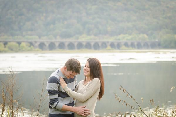 Rockville Bridge Engagement