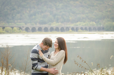 Rockville Bridge Engagement