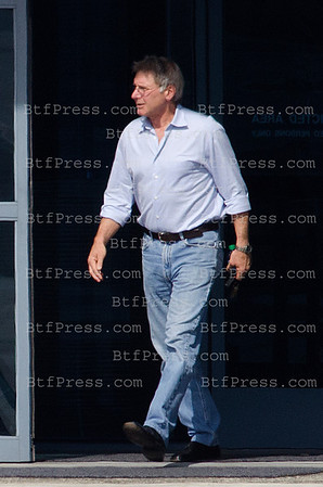 Harrison Ford Come Back From Congres