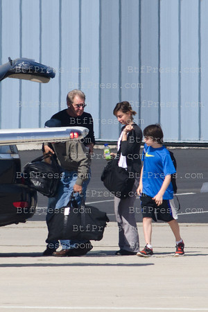 Spring BreakFor Harrison Ford,Calista And Liam