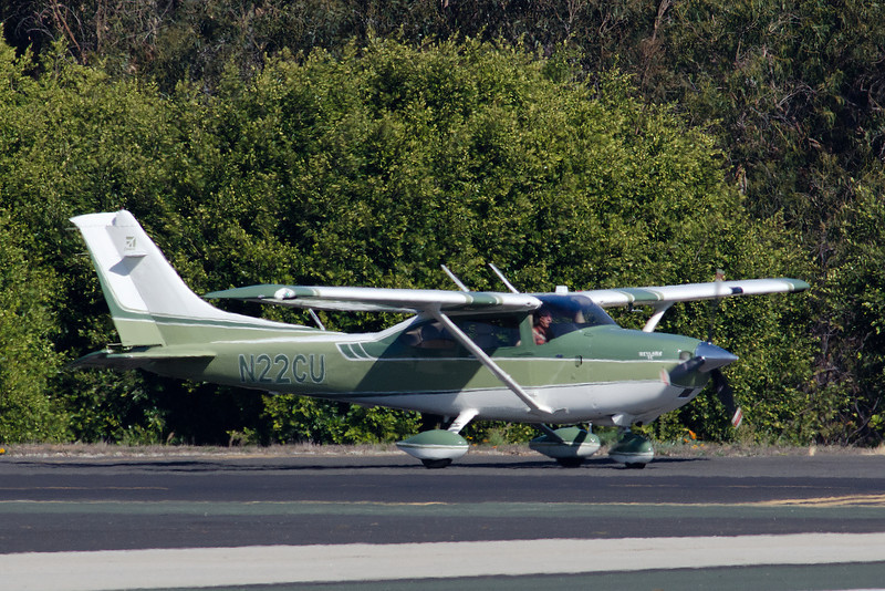 Harrison Ford Flies his Cessna T182T