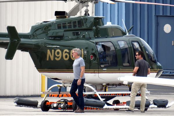 Harrison Ford Flies again.