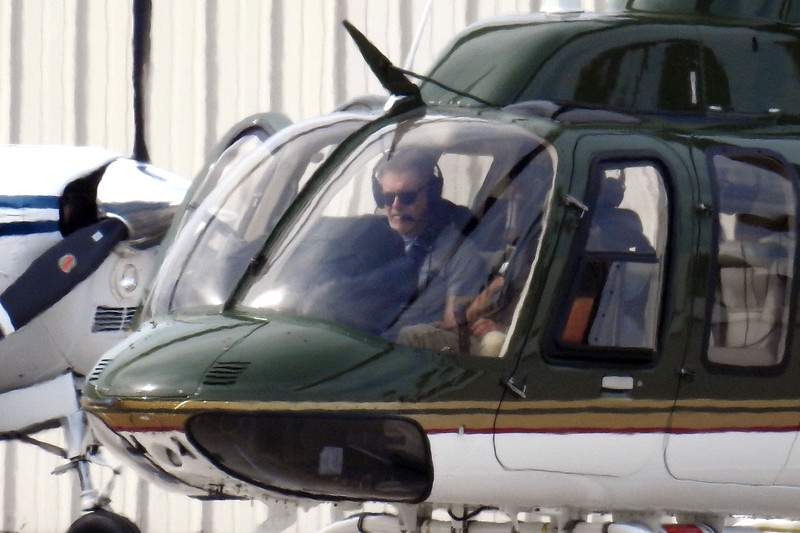 Harrison Ford Flies again.