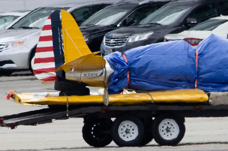 Harrison Ford's plane left Santa Monica Airport