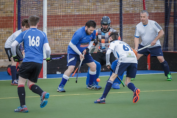 Harrogate Hockey Club 2018 - Week 1