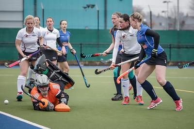 Harrogate Ladies 1s v Bowden Ladies 2s