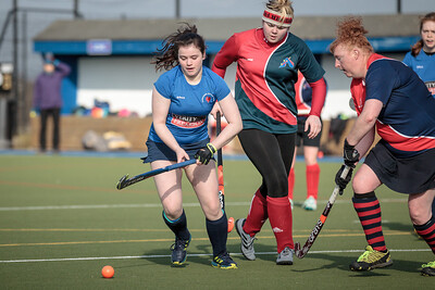 Harrogate Ladies 5s v Airedale Ladies 3s