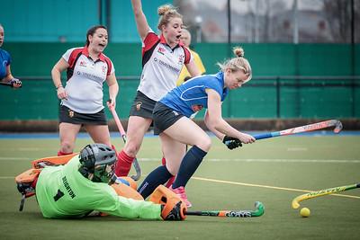 Harrogate Ladies 1s v City of York 1s