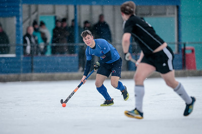 Harrogate Men 1s v Gateshead Men 1s - match abandoned at 1-0 to the visitors (after about half an hour delay during the first half).