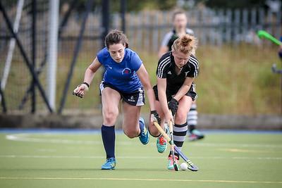 Harrogate Ladies 1s XI v Alderley Edge Hockey Club. League match played Saturday 8 October 2016