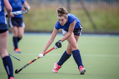 Harrogate Ladies 1s XI v Alderley Edge Hockey Club. League match played Saturday 8 October 2016