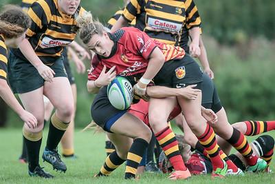 Harrogate Ladies RFU v Derby Vipers