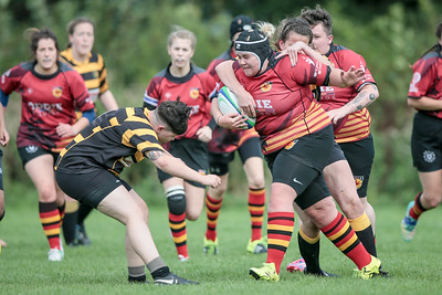 Harrogate Ladies RFU v Derby Vipers