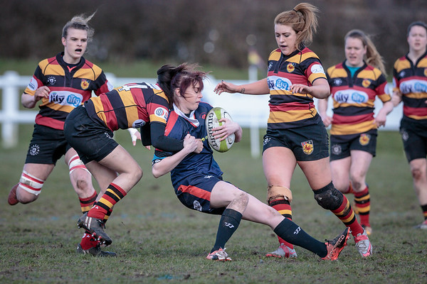 Harrogate Rugby Ladies v Doncaster Rugby Ladies
