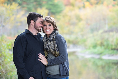 Harry & Katie Engagement Portraits