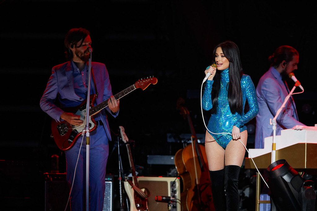 . Kacey Musgraves  live at Little Caesars Arena in Detroit on 6-26-18, photo credit: Ken Settle