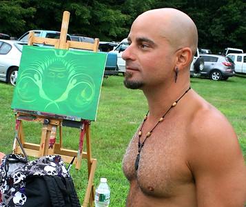 12.08.10 Green Love Festival - Friday