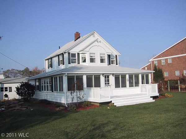Original Yellow House