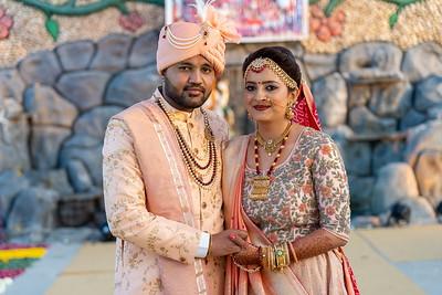 Harshil & Urja Wedding