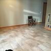 Downstairs Prow room - looking toward garage door