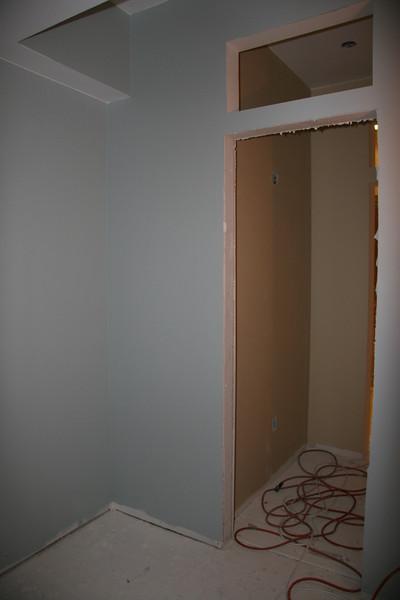 bathroom into hallway