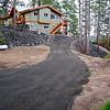 New driveway 5-13-09