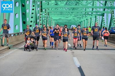 Hart Bridge Practice Benefiting Marathon High & Runwell
