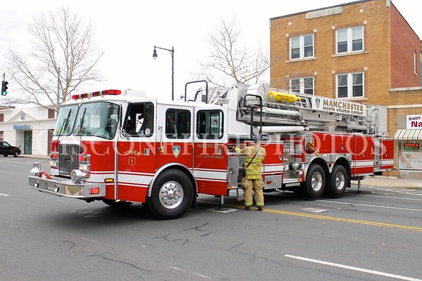 Hartford County Fire Departments - CT