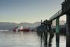 Polar Prince, Canada C3 expedition, Prince Rupert Harbour, British Columbia