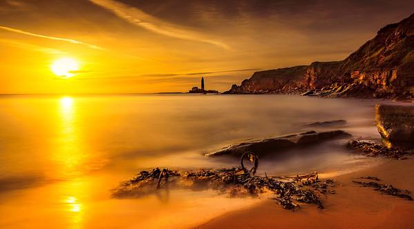 Hartley Bay. Northumberland.