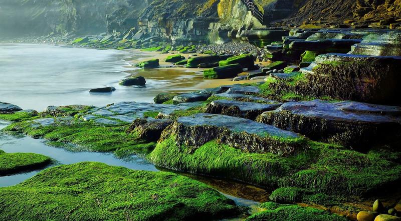 Rocky Shores by Ray Bilcliff - www.trueportraits.com