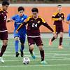 Hartnell vs Cabrillo men's soccer