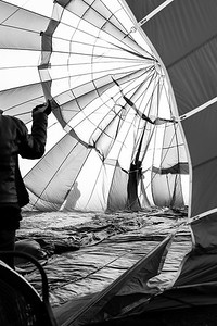 PRO- DAY IN THE LIFE OF A BALLOONIST----10