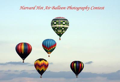 Harvard Hot Air Balloon Photography Contest