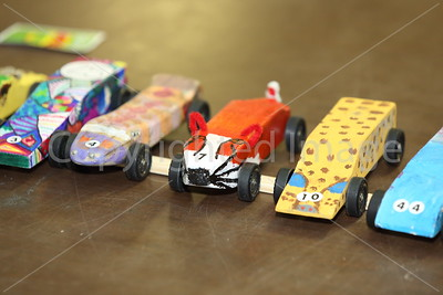 2017 Girl Scouts Pinewood Derby
