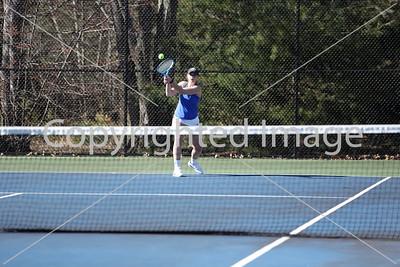 2018 Girls Tennis - Bromfield