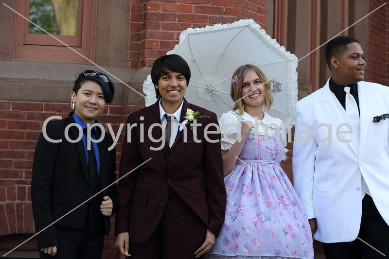 Daisy Benson, Jake Rahman, Delaney Bala, and Dylan Darosa.