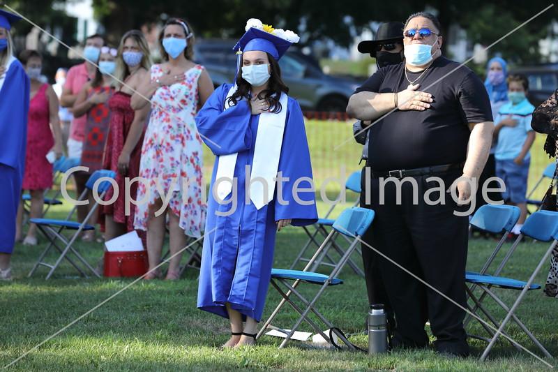 2020 Bromfield School Graduatiom