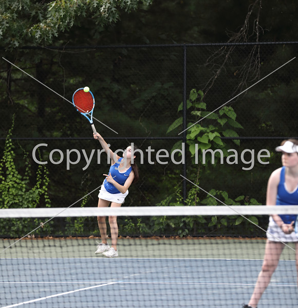 First Doubles Cassie Fisher