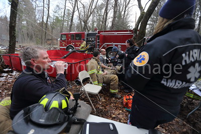 Controlled Burn 40 Woodside
