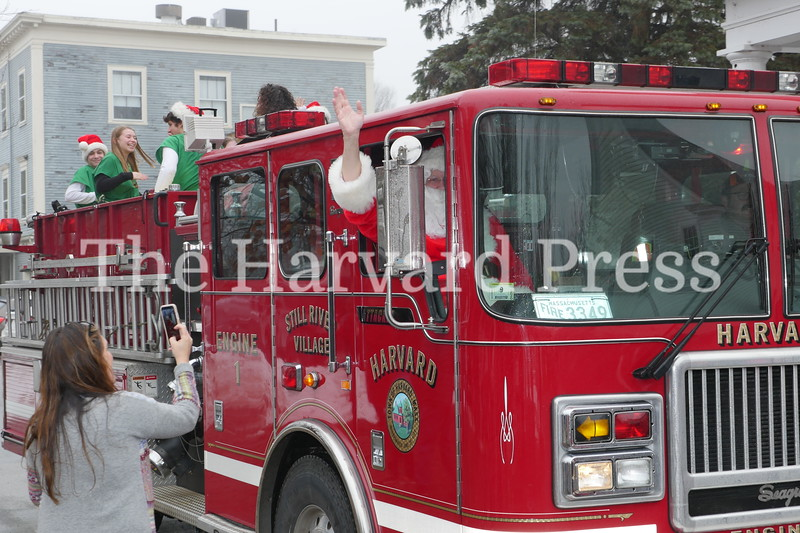 December Fest<br /> Lunch with Santa<br /> Holiday Market at the General<br /> Craft Fair at Five Sparks<br /> <br /> Santa arrives in style in HFD Engine 1 with a complement of elves.