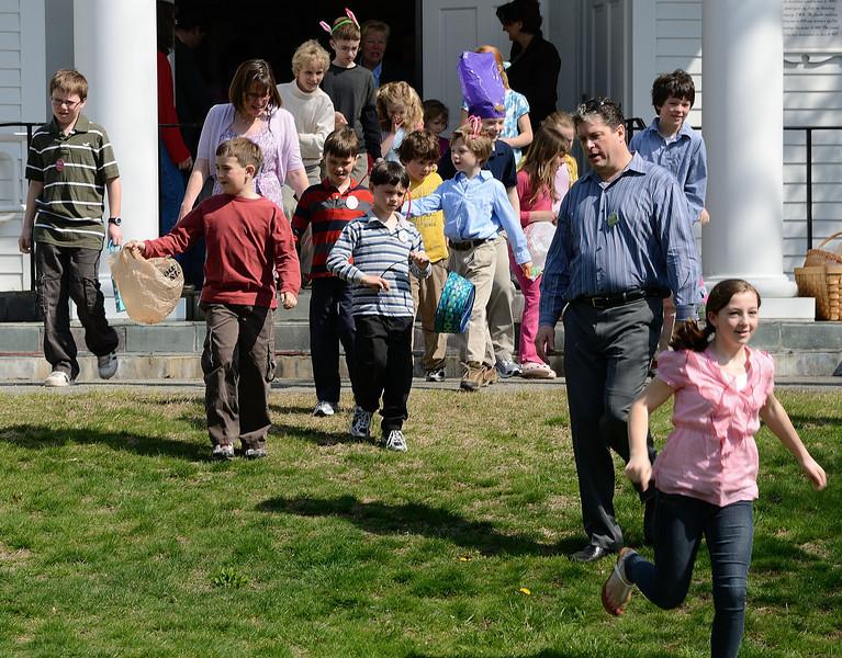 Unitarian Easter Egg Hunt