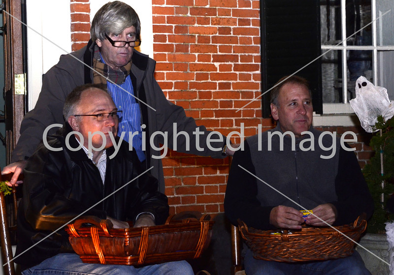 Jack Whelan, John Cunney, Denis Wagner