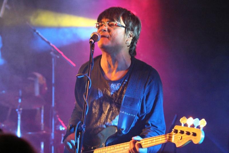Basist Joe Wilson