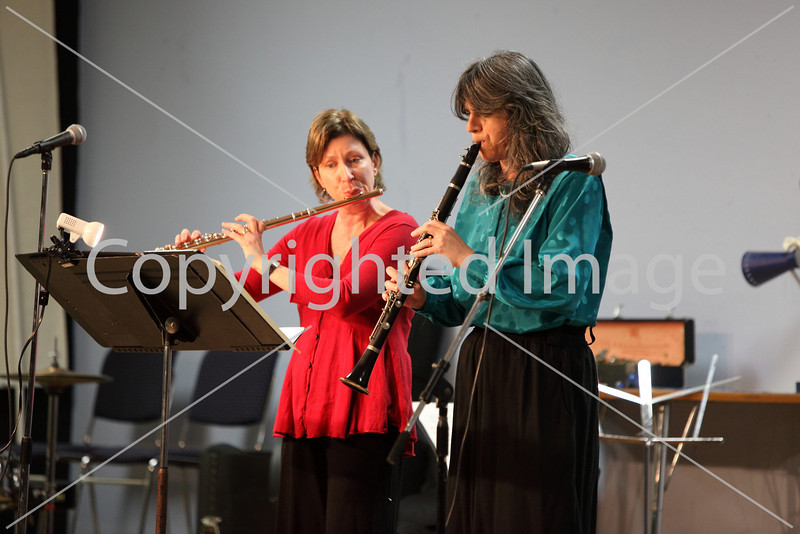 Tracy Krauss and Carolyn Grant