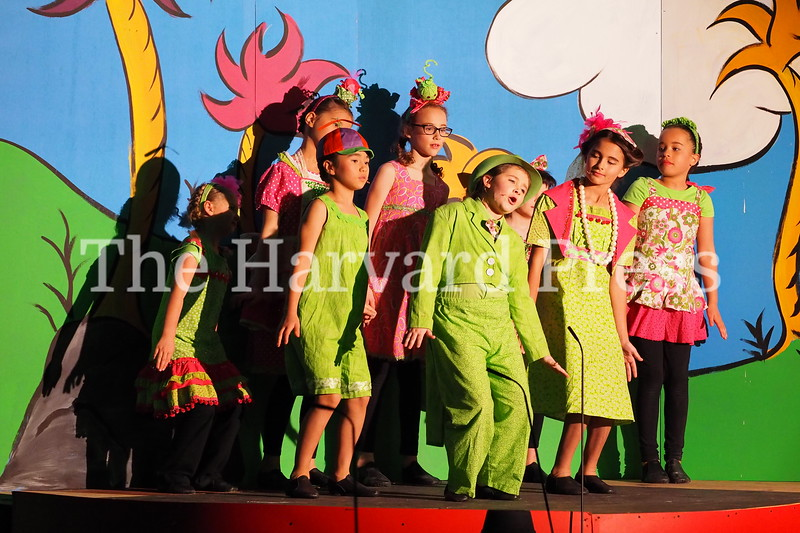 Superstar Productions Presents Seussical at HES Friday 11/1/2019 Cast