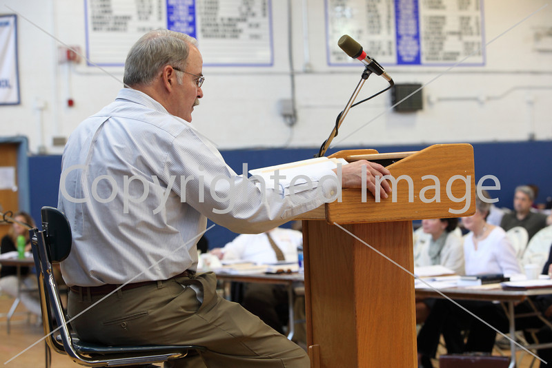 Annual Town Meeting 2010