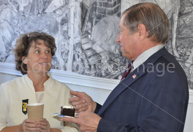 Janice Kennedy and Ron Ricci