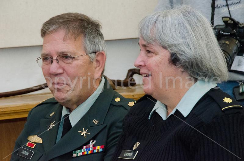 Steven Cronin and Nancy Cronin